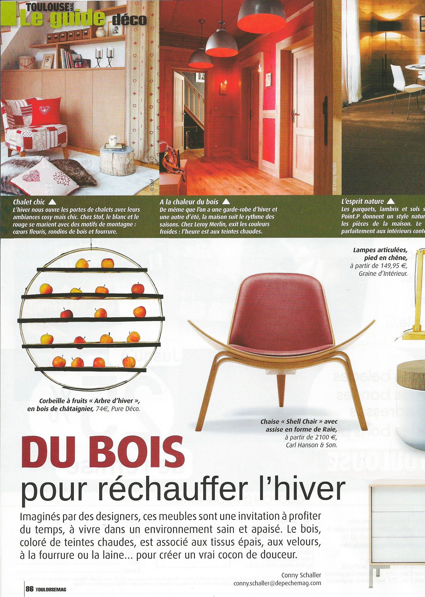 revue de presse 2012 le blog d co de pure deco. Black Bedroom Furniture Sets. Home Design Ideas