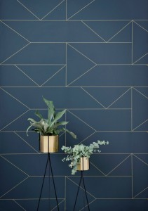 papier_peint_ferm_living_lines_bleu3